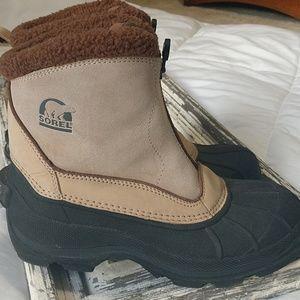 Sorel winter boots. Size 7